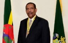 Charles Angelo Savarin - Head of State