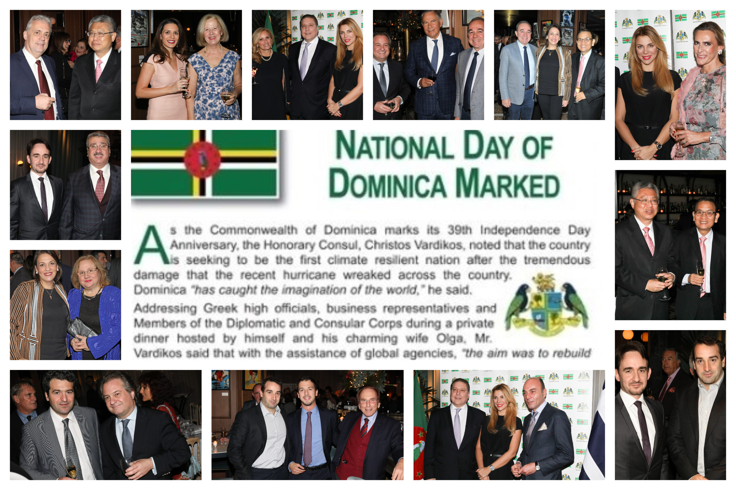 Dominica National Day 2018