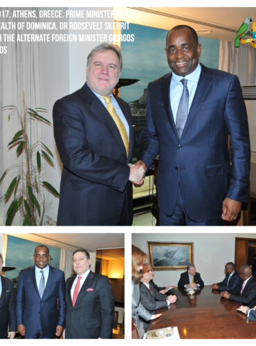 Meeting With The Foreign Minister