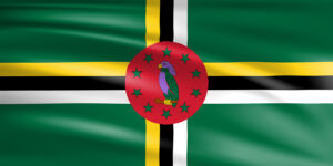 Dominica Flag - National Flag of Dominica picture