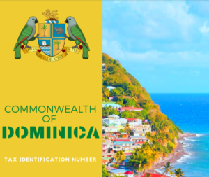 Commonwealth of Dominica Tax Identification Number (TIN)