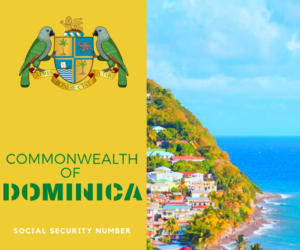 Commonwealth of Dominica Social Security Number